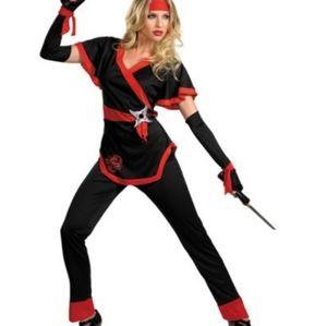 Ninja halloween costume